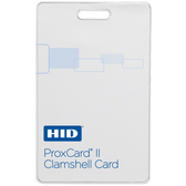 HID 1326 Clamshell Prox Card - 37 Bit H10302