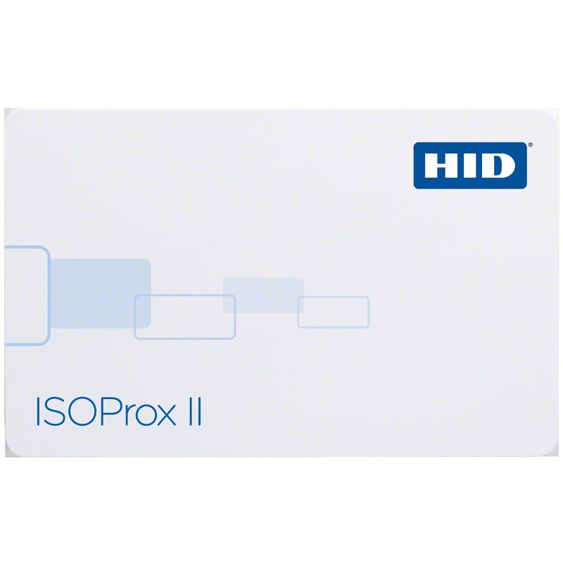 HID 1386/1586 ISOProx® II Prox Card - 37 Bit H10302 - ProxCards