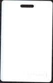 Identiv 4000 Clamshell Prox Card - 26 Bit AWID26