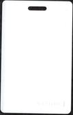 Identiv 4000 Clamshell Prox Card - 32 Bit Quadrakey
