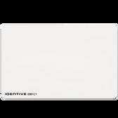 Identiv 4010 ISO PVC Prox Card - 42 Bit Initialized