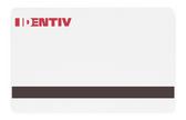 Identiv 4030 ISO PVC Mag Stripe Prox Card - 42 Bit Initialized