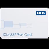 HID iClass 202X Smart Card + Prox - 26 Bit, 27 Bit, 37 Bit