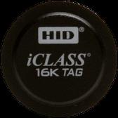 HID iClass 206 Smart Adhesive Tags - 26 Bit, 27 Bit, 37 Bit