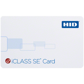 HID iClass SE 300X/305X Smart Card - 26 Bit, 37 Bit, 40 Bit