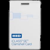 HID iClass SE 3350 Clamshell Smart Card - 26 Bit, 37 Bit, 40 Bit