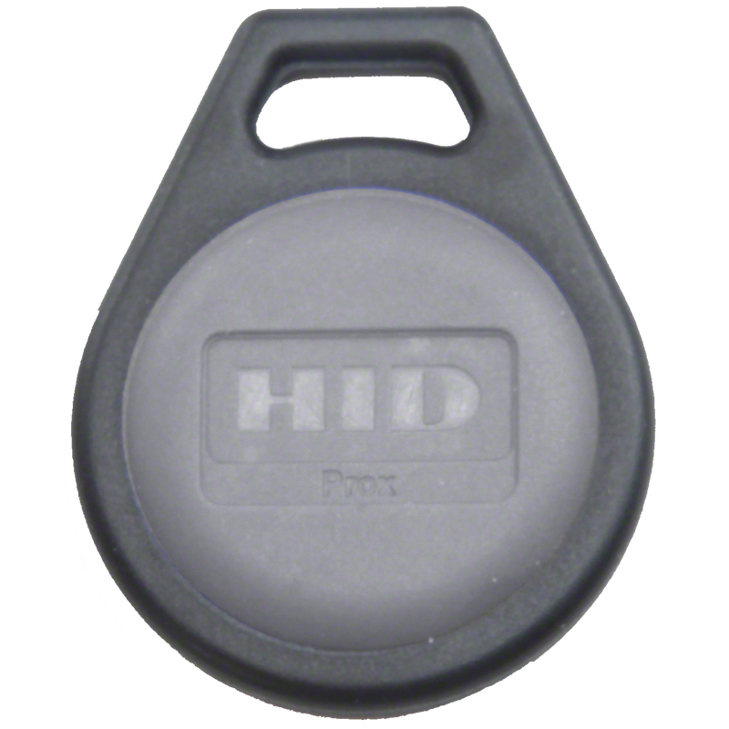 Comparable to Standard 26 bit H10306 Format for Add-On Replacement in Current System Default Programmed RexID Proximity Key Fob for Access Control System