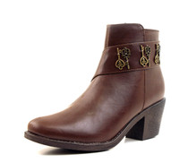 Luckers Women's Keys Booties