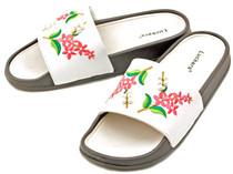 Luckers Women's Seaport Pearls Slide Sandals
