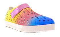 Luckers Kids Water Slip-On Sneaker, Color Tie-Dye