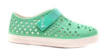 Luckers Kids  Water Slip-On Sneaker, Color  Aqua Green