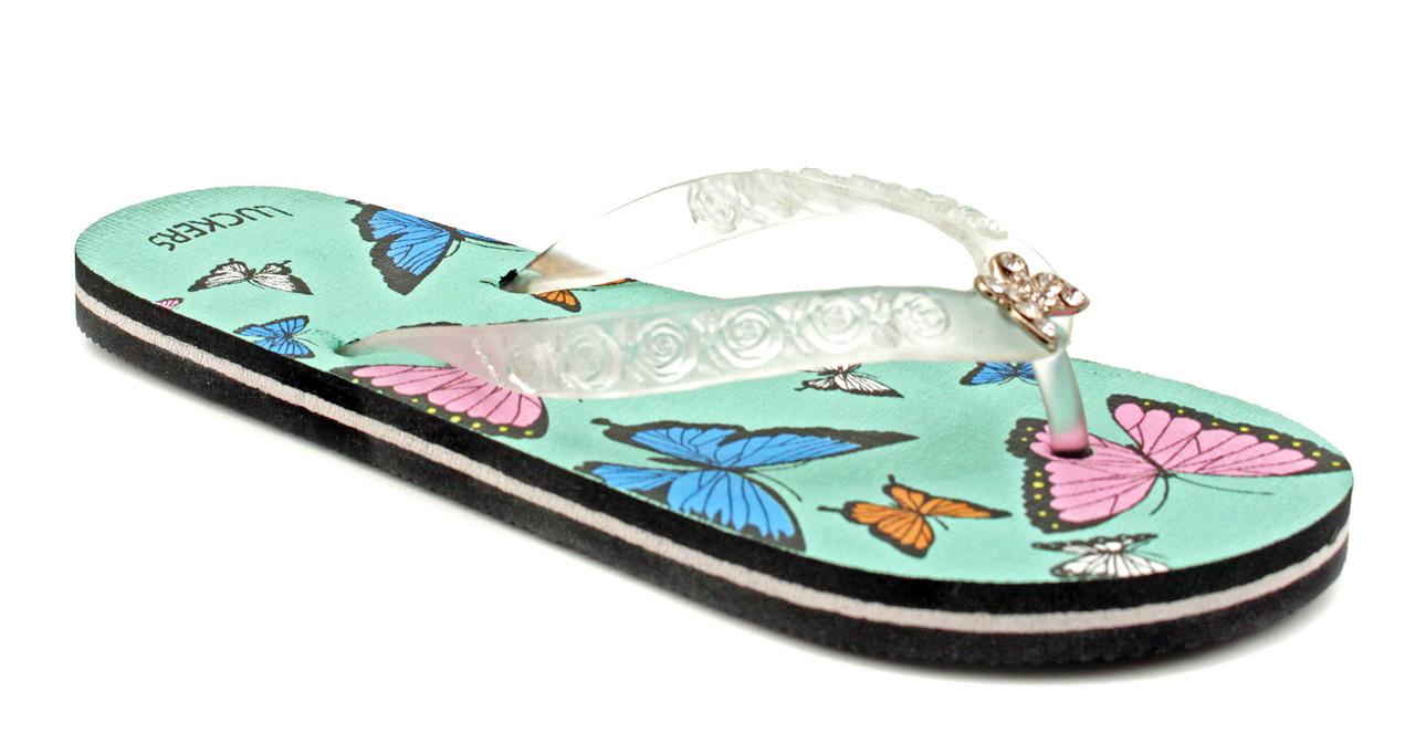 Luckers Girls Summer Flip Flop Sandals