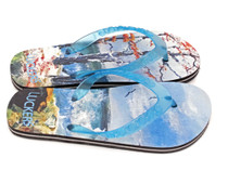 Luckers Women's Seashore Flip Flops