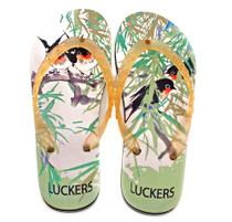 Luckers Girls Lovebirds Flip Flops