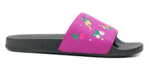 Luckers Girls Tropical Slide Sandals