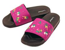 Luckers Girls Tropical Slide Sandals