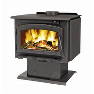 Napoleon Timberwolf EPA 2300 Wood Stove - Door, Pedestal  & Ashpan Included!!!
