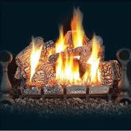 "NAPOLEON VENT FREE GAS LOG SET 30"" Choose Propane or Natural Gas"