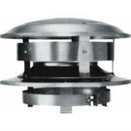 "8T-CT Selkirk Metal Best Ultra Temp Round Top Chimney Cap Type HT 8"" Diameter"