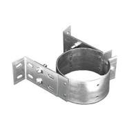 "4"" Adjustable Wall Strap Galvalume 4PVP-WSA"