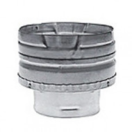 """4GVX6 M & G DuraVent Type B Vent 4"""" to 6"""" Increaser"""