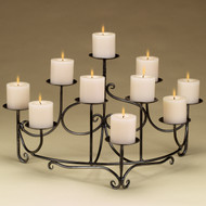 71160 Spandrels Candelabra, Candles Not Included