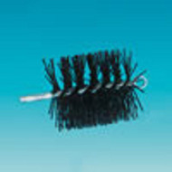 "23305 Worcester Flat Wire Round 6"" Brush"