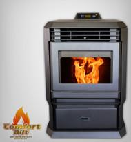 ComfortBilt HP61 Charcoal Pellet Stove