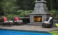 Napoleon Riverside™ Clean Face - GSS42CF Gas Fireplace