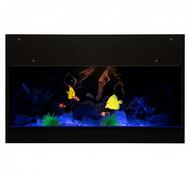 Dimplex Opti-V™ Aquarium Linear Fireplaces