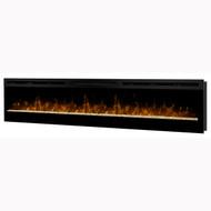 """BLF74 Dimplex Galveston 74"""" Linear Electric Fireplace"""