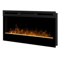 "BLF34 Dimplex Wickson 34"" Linear Electric Fireplace"