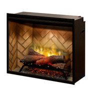 "RBF30 Dimplex Revillusion® 30"" Built-in Firebox Built-In Firebox"