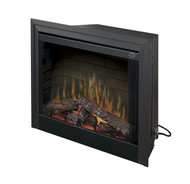"BF33DXP Dimplex 33"" Deluxe Built-in Electric Firebox Built-In Firebox"