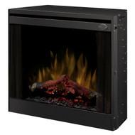 "BFSL33 Dimplex 33"" Slim Line Built-in Built-In Firebox"
