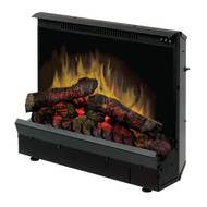 "DF12310 Dimplex Deluxe 23"" Log Set Electric Fireplace Insert"