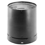 """DuraVent DVL® Double-Wall Stove Pipe 8"""" Diameter x 12"""" Length 8DVL-12"""