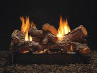 White Mountain Hearth Vent Free Log Set
