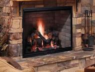 "SB80 36"" Majestic Biltmore Radiant Wood Burning Fireplace"