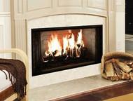 """36"""" Majestic Royalton Radiant Wood Burning Fireplace"""