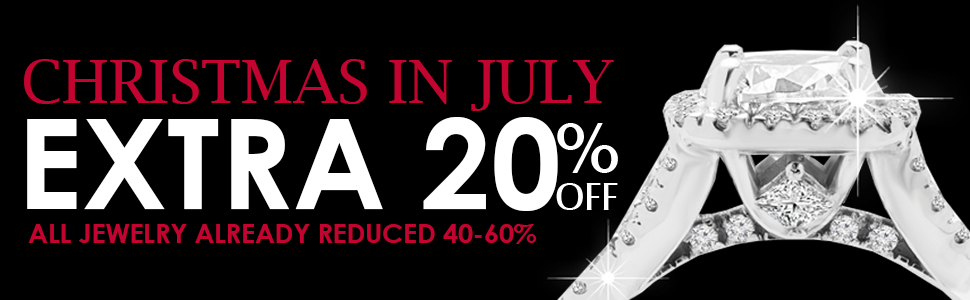 xmas in july all jewelry an extra 20% off black