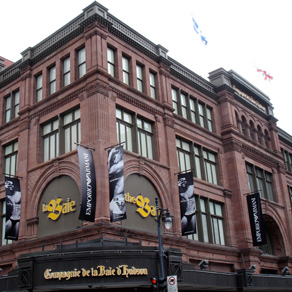 The Bay Department Store 2014