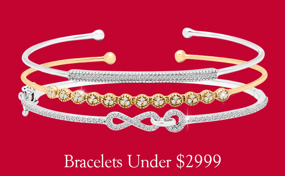 bracelets xmas in july 2017