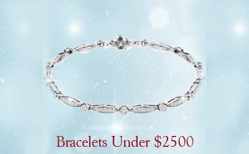 affordable bracelets for under 2500$