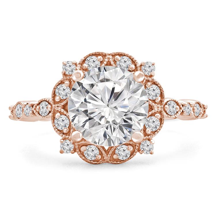 Diamond Gemstone & Cocktail Rings - Engagement Rings