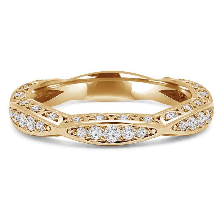 Diamond Gemstone & Cocktail Rings - Wedding Rings