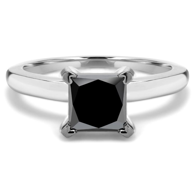 Diamond Gemstone & Cocktail Rings - Black Diamond Rings