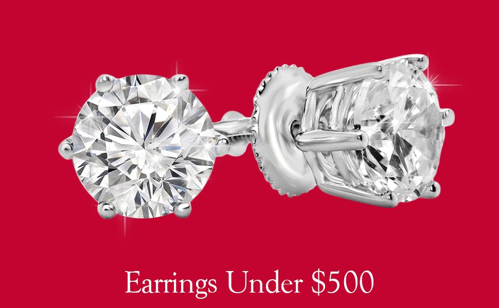 Earrings under 500$