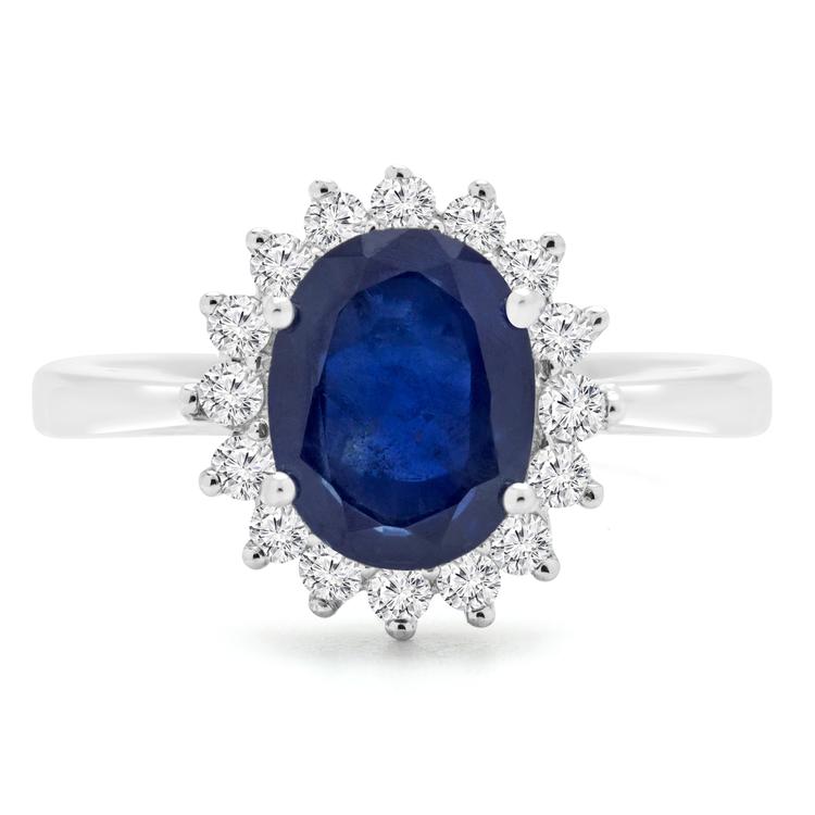 Diamond Gemstone & Cocktail Rings - Cocktail Rings