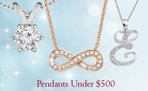 pendants for under 500$ 2017